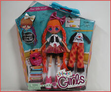 Lalaloopsy Girls BEA Spells-A-Lot Doll - Color Changing HAIR + Extra Clothes NEW
