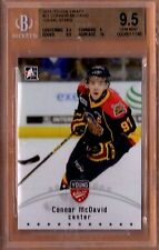 Connor McDavid RC 2014-2015 ITG Top Prospects #21 Young Stars Rookie BGS 9.5 Gem