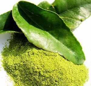 Organic Kaffir Lime Leaves Powder 10g