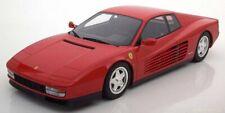 Ferrari Testarossa Rood 1/12 Kyosho KSR08663R / NO BBR,CMC,SPARK