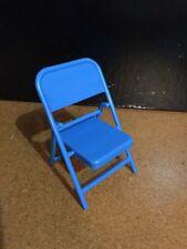 Wwe Wwf Ecw Tna Wrestling Jakks Figure Blue Chair