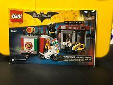 Lego Batman Scarecrow Special Delivery