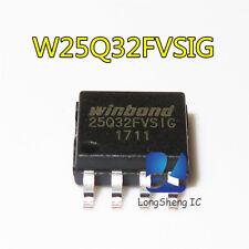 10PCS 25Q32FV 25Q32FVS 25Q32FVSI 25Q32FVSIG W25Q32FVSIG W25Q32FVSSIG SOP8 new