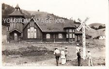 RPPC-Church-Railroad Crossing-Lagunitas-Ca-Marin-Near Fairfax