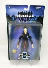 """Playing Mantis Mystery Men The Bowler 7.25"""" Action Figure 1999 Nib Sealed"""
