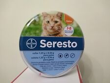 Collier antiparasitaire Bayer Seresto pour Chat toute Taille