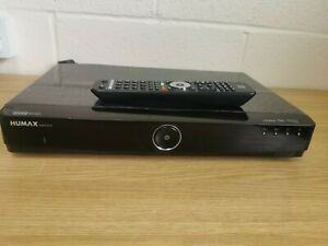 HUMAX HDR-FOX T2 1TB Freeview HD HDMI Digital TV Recorder Inc Remote (0288)