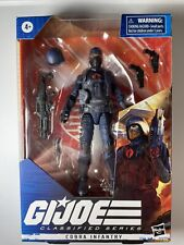 Hasbro GI Joe Classified Series Cobra Trooper Action Figure (2 Of 5) In Hand