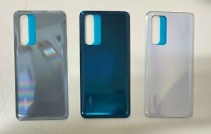 Replacement For Huawei P40 Rear Glass Back Battery Cover Case With Adhesive