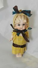 Bisque Doll Japan 6.5 Tall