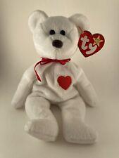 ⭐️ TY 1993 Beanie Baby Valentino the Bear 🎏