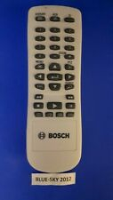 BOSCH REMOTE CONTROL for BOSCH02 ANALOG VIDEO SECURITY SYSTEM