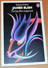 JAMES BLISH  Postcard The Day After Judgement