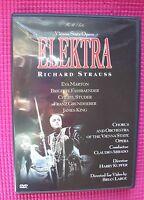 Elektra Richard Strauss DVD 1989 Philharmonic Orchestra Vienna State Opera
