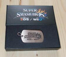 Super Smash Bros - Dog Tag Nintendo Wii U 3DS TBE