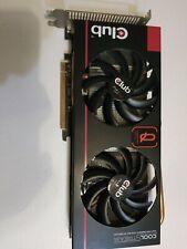 Graphic Card R9 280X  3072MB GDDR5  384BIT PCI EXPRESS 3.0 AMD RADEON CLUB 3D