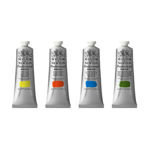 Winsor & Newton Professional Artists Acrylic Paint 60ml - 80 Colours Available