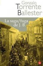 La saga/fuga de J. B. (Narrativa (Punto de Lectura)) (Spanish Edition)
