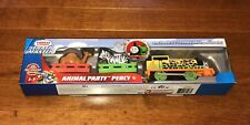 Fisher-Price Thomas and Friends Trackmaster Animal Party Percy Train New 2018