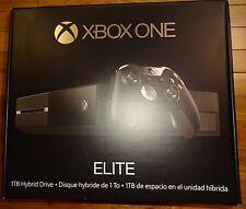 NEW Microsoft Xbox One Elite 1TB Console Controller Bundle