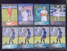 New listing Lot of 2021 Parkside NWSL FOIL (x23) incl. MEGAN RAPINOE DESIREE SCOTT and MORE