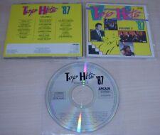 v/a TOP HITS '87 Volume 2 CD 1987 Arcade Bon Jovi Johnny Logan Kool Moe Dee