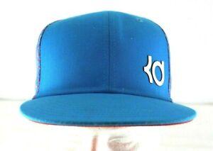Nike Kevin Duran KD True Nike NBA  Blue Baseball Cap Adjustable