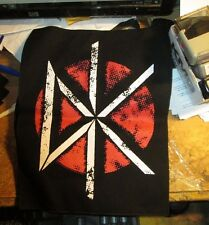 DEAD KENNEDYS COLLECTIBLE RARE VINTAGE BACKPATCH BACK PATCH 2016