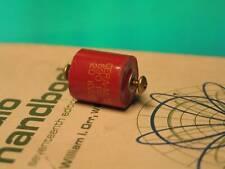 20KV 690 PF CERA-MITE doorknob capacitor with brass screws