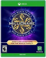 Who Wants to be a Millionaire for Xbox One [New Video Game] Xbox One