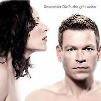 Die Suche Geht Weiter (Jewelbox) von Rosenstolz | CD | Zustand gut