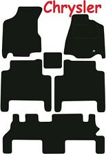 Deluxe Quality Car Mats for Chrysler Grand Voyager 12-15 ** Tailored for Perfect