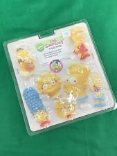 1990 Wilton The Simpsons Simpson Candy Molds