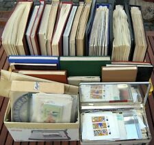 MEGA Nachlass Kiste DDR ab 1949 bis 1990 x-fach Briefe FDC Markenhefte Zeugs !!!