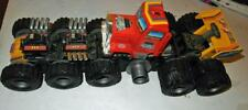 TOMY MONSTER MACHINES MAD MASHER WORKS AND SERVICED