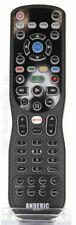 NEW ANDERIC Remote Control for 1240020505, 1240020601, 1240020609, 1240021209