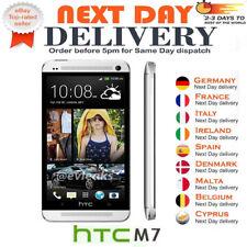 """HTC One Nuovo di Zecca M7 - 32 GB 4 G GPS Wifi sbloccato 4.7"""" Smartphone Android Argento"""