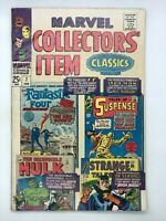 MARVEL COLLECTOR ITEM CLASSICS #7 SILVER AGE 1967 COMIC BOOK RED GHOST!