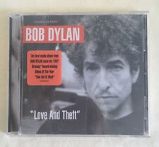 Bob Dylan  Love And Theft CD  2001 Columbia NO SCRATCHES