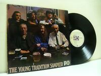 THE YOUNG TRADITION sampler (1st uk press) LP VG/VG TRA SAM 13, vinyl album folk