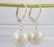 Ohrschmuck mit echten Bewusstseins-Perlen für Damen