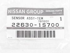 Nissan 22630-1S700 Intake Air Temperature Sensor Genuine OEM New