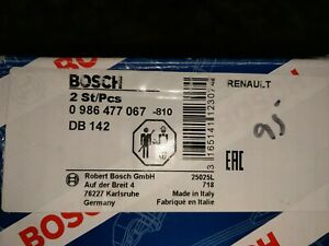 Bosch Brake Drums - 0986477067 - Pair