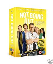 Not Going Out: Series 1 - 7 [BBC](DVD)~~~~Lee Mack, Miranda Hart~~~~NEW & SEALED
