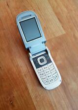 Nokia 2760 Foldphone / Klapp-Handy in silbergrau