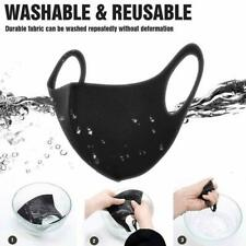 5 X Face Mask Washable Uk Reusable Breathable Shield Protection Face Cover Masks