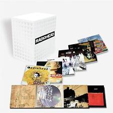 Radiohead - Radiohead (Limited Edition 7 CD Album Box Set 2007) NEW & SEALED