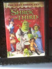 Shrek The Third (Dvd,2007,Widescreen)