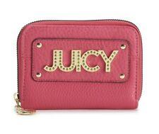 Juicy Couture Women's Watermelon Wild Card Zip-Around Wallet-NWT