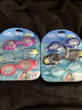 Swimming Googles For Ages 8+ Six Pair New